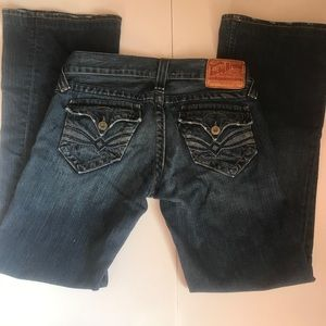 Lucky Lil Maggie Blue wash Bootcut jeans Size 26